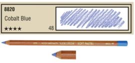 48-Pastelpotlood Cobalt bleu