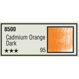 Pastelkrijt los nr. 95 - Cadmium Orange dark