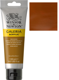 no.552 - Galeria Acrylic Raw sienna 120 ml tube