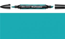 W&N Brushmarker C247-Turquoise