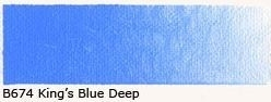 B-674 Kings Blue Deep Acrylverf 60 ml