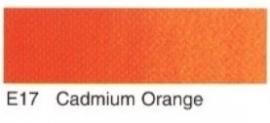 E17- Cadmium orange