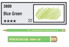 KIN-Polycolor nr.22   Bice Green
