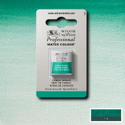 W&N Pro Water Colour ½ nap Cobalt Green S.4