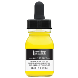 Liquitex Acrylic ink CADMIUM YELLOW LIGHT HUE