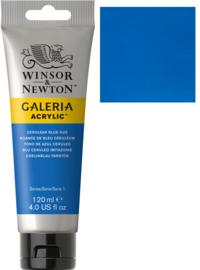 no.138- Galeria Acrylic  Cerulean bleu120 ml tube