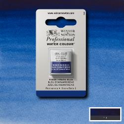 W&N Pro Water Colour ½ nap Indanthrene Bleu S.3