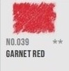 CAP-pastel potlood Garnet red 039
