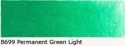 B-699 Permanent Green Light Acrylverf 60 ml