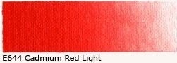 E-644 Cadmium Red Light Acrylverf 60 ml