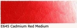 E-645 Cadmium Red Medium Acrylverf 60 ml