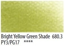 Panpastel Bright Yellow Green Shade 680.3
