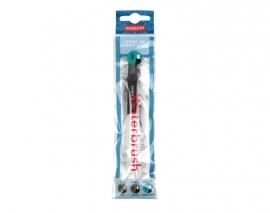 Derwent Waterbrush 3 Chisel tip (plat)