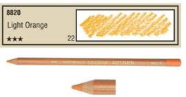 22-Pastelpotlood Licht oranje