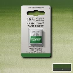 W&N Pro Water Colour ½ nap Oxide of Chromium S.3