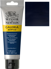 no.541 - Galeria Acrylic Prussian bleu 120 ml tube
