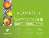 Clairefontaine Aquarelblok Etival  18x24cm 300 gr. 10 vel