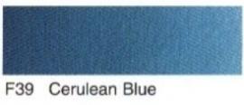 F39- Cerulean bleu