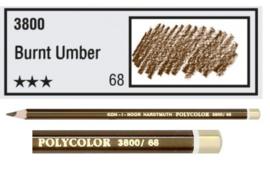 KIN-Polycolor nr.68   Burnt Umber
