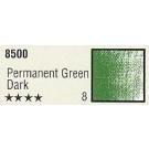 Pastelkrijt los nr. 8- Permanent green Dark