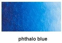 Ara 150 ml -phthalo blue A35