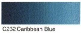 C232-Caribbean bleu