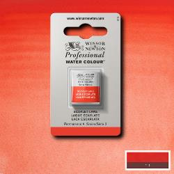 W&N Pro Water Colour ½ nap Scarlet Lake S2