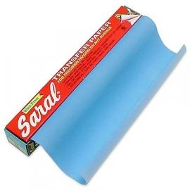 Saral Transferpapier - rol - licht blauw