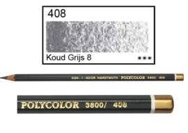 KIN-Polycolor nr.408 koud grijs 8
