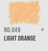 CAP-pastel potlood Light orange  049