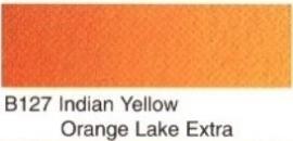 B127-Indian yellow orange lake ex.