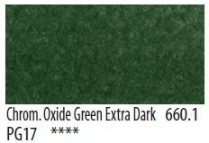 Panpastel Chrom.Oxide Green Extra Dark 660.1