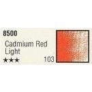 Pastelkrijt los nr.103-Cadmium red light