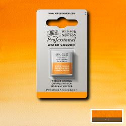 W&N Pro Water Colour ½ nap Winsor Orange S.1