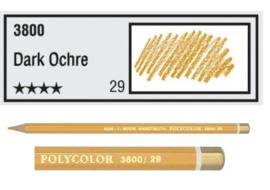 KIN-Polycolor nr.29   Dark Ochre
