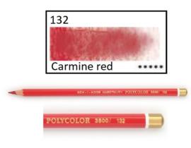 KIN-Polycolor nr.132 Carmine red