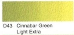 D43- Cinnabar green light ext.