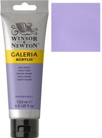 no.444 - Galeria Acrylic Pale violet 120 ml tube