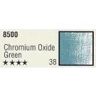 Pastelkrijt los nr. 38- Chromium oxide green
