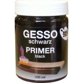 Malzeit gesso black 500 ml