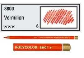 KIN-Polycolor nr. 6   Vermilion