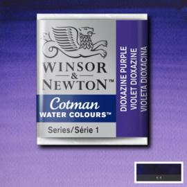 Cotman Dioxazine purple 1/2 napje