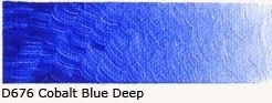 D-676 Cobalt Blue Deep Acrylverf 60 ml