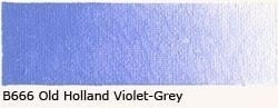 B-666 O.H. Violet Grey Acrylverf 60 ml