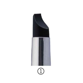 AMI Gummie Colourshaper  vorm 1 Beitel-kelkvorm  nr.2 stevig