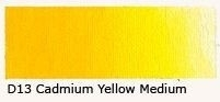 D-13 Cadmium yellow medium 40 ml