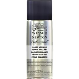 Winsor & Newton Pro - Gloss vernis voor olie en Acryl 400ml