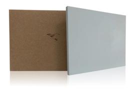MusPaneel Silver-line 10x10 cm