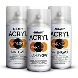 Giant Acryl vernis satijn geschikt voor alle oppervlakken