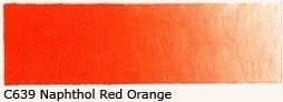 C-639 Naphthol Red-Orange Acrylverf 60 ml